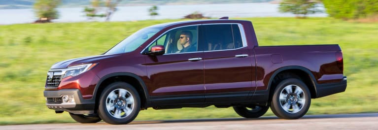 The Honda Ridgeline makes the list of vehicles with top owner satisfaction