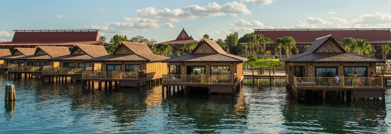 Disney Vacation Club, Walt Disney World Resort Hotels