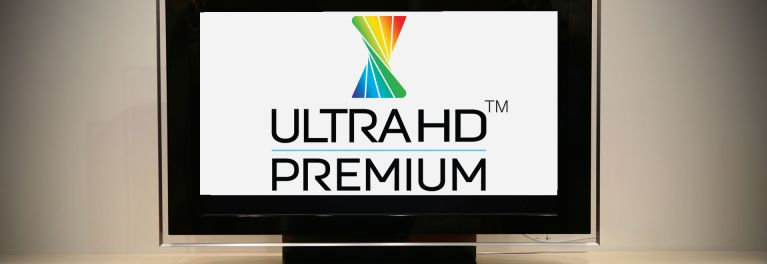 Image of the Ultra HD Premium logo