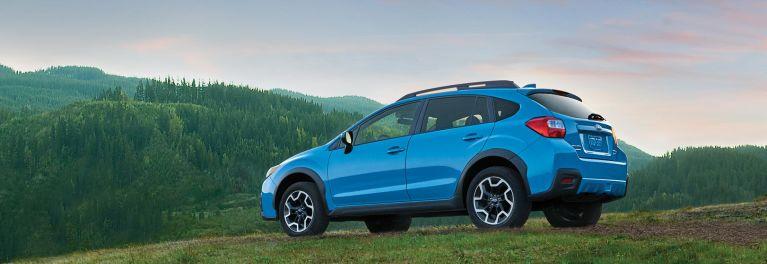 Best AWD cars include the Subaru Crosstrek.