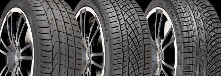 Photo of the best tire brands.