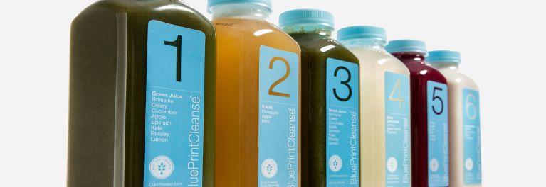 Blueprint Renovation juice cleanse