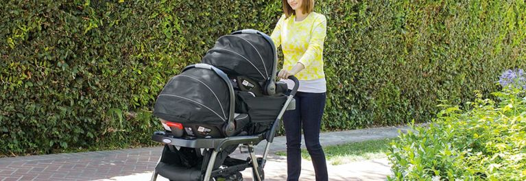 Graco Ready2Grow Click Connect.