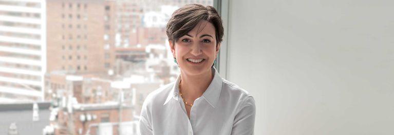 Photo of Marta L. Tellado, Ph.D., President & CEO