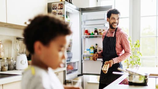Top-Rated Counter-Depth Refrigerators