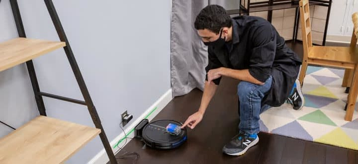 Is Your Robotic Vacuum Sharing Data About You?