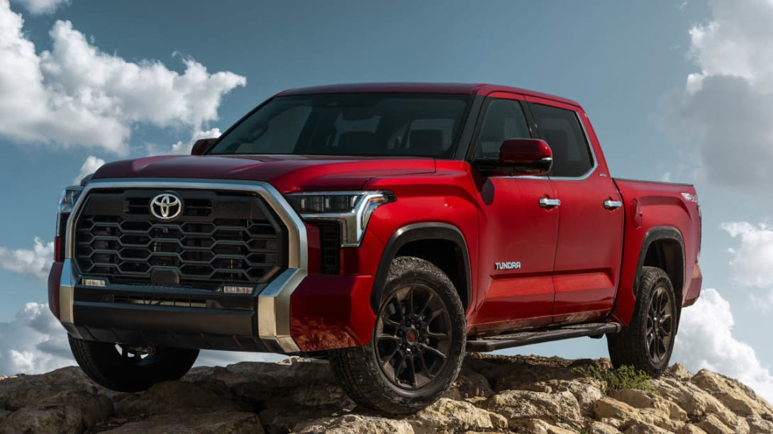 Preview: 2022 Toyota Tundra