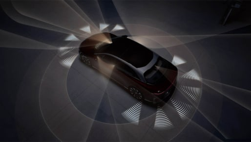 Lucid Reveals Its DreamDrive Advanced Driver Assistance System
