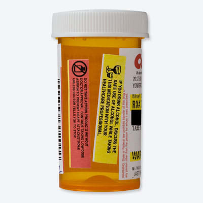 Prescription Labels and Drug Safety - Consumer Reports