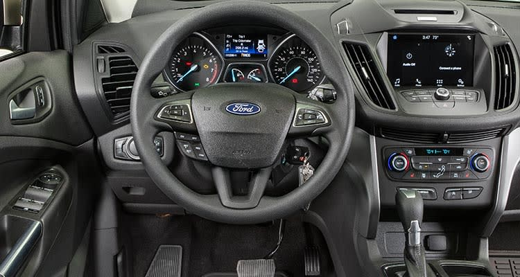 Ford Escape Suv >> 2017 Ford Escape Maintains Athletic Appeal For A Small Suv