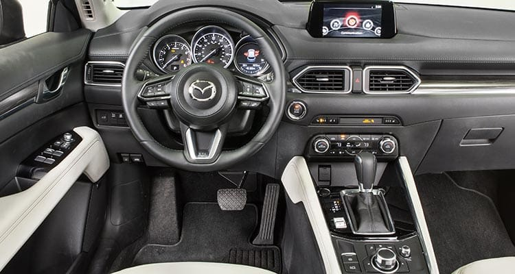 Mazda Cx 5 2017 Interior >> 2017 Mazda Cx 5 Could Reshuffle The Small Suv Order