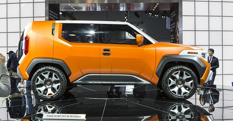 Toyota Ft 4X >> Toyota Ft 4x Concept Preview Consumer Reports