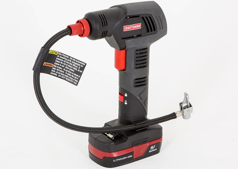 Craftsman C3 Digital Inflator