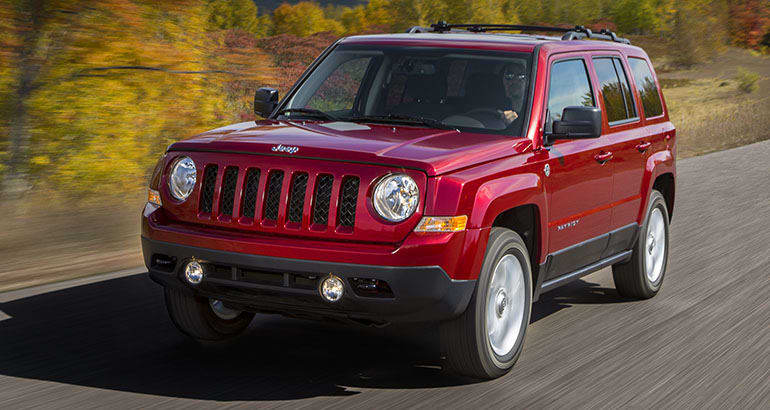 2018 Jeep Patriot Replaced With The New Compass >> 5 Disappearing Cars We Won T Miss In 2018 Consumer Reports