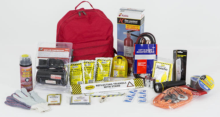 All-in-One-Car Emergency Kit