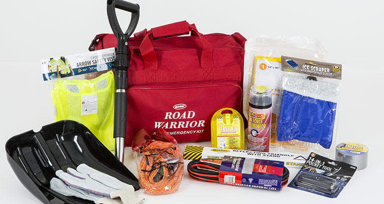 All-in-One Winter Roadside Kit