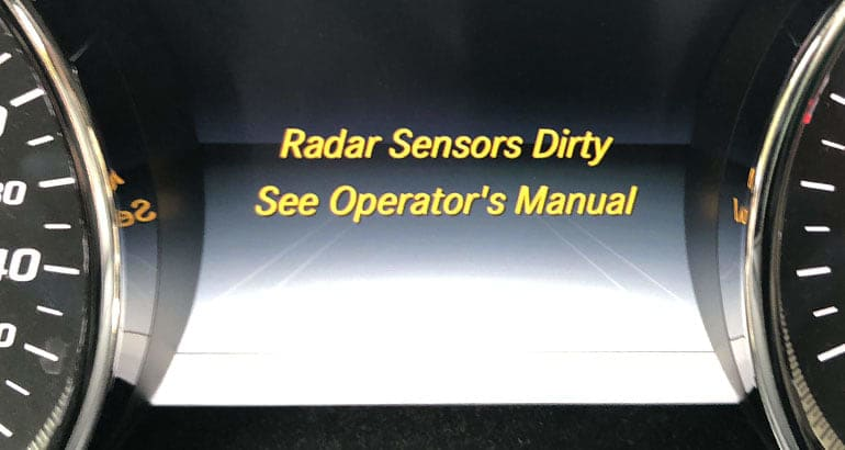 Keep Your Car's Safety Sensors Clean in the Winter - Consumer Reports
