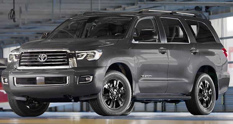 2018 Toyota Tundra Standard Automatic Emergency Braking