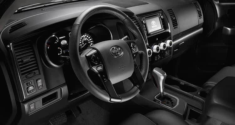 2018 Toyota Tundra Standard Automatic Emergency Braking