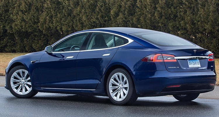 Tesla Model S still lacks AEM