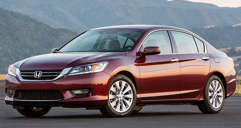 Used 2013 Honda Accord.
