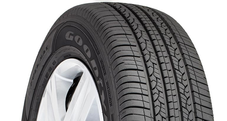 SUV tires: Goodyear Assurance CS Fuel Max tire