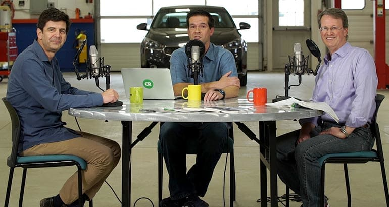 Talking Cars with Gabe Shenhar, Mike Monticello, and Mike Quincy
