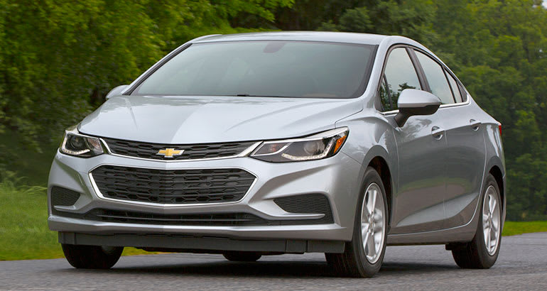 Best Riding Car Chevrolet Cruze