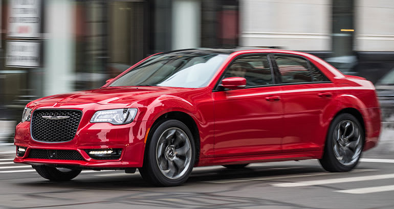 Best Riding Car Chrysler 300