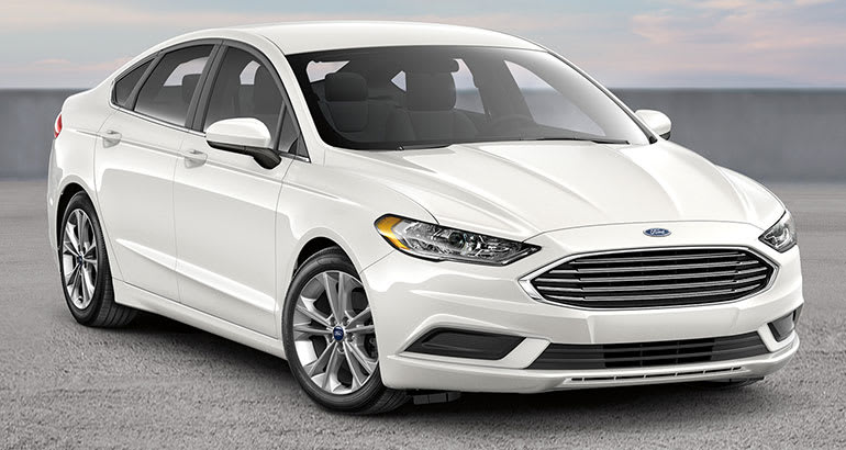 Best Riding Car Ford Fusion