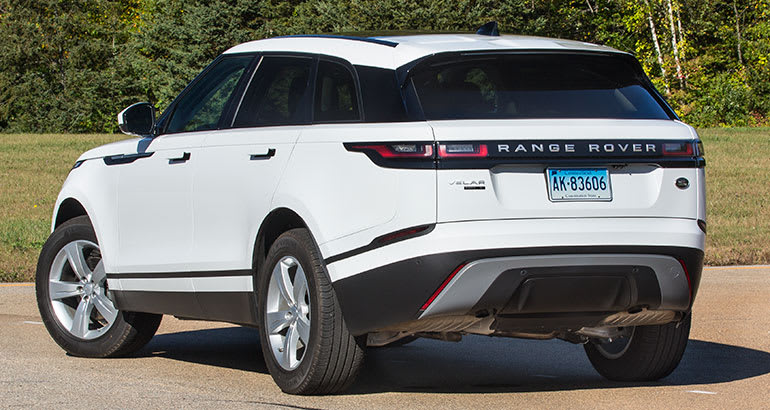 2018 Land Rover Velar First Drive - Consumer Report