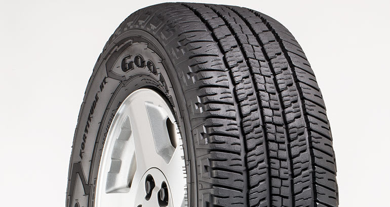 Goodyear Wrangler Fortitude HT Tire Review - Consumer Reports