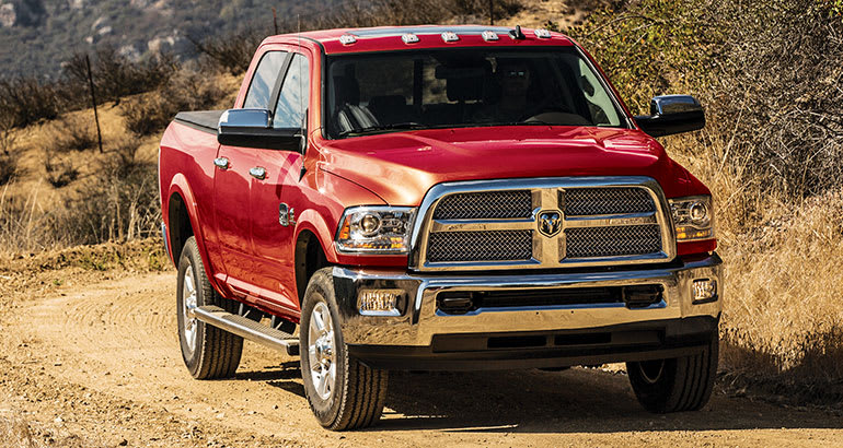 Behind the Wheel: Heavy-Duty Pickup Trucks - Consumer Reports