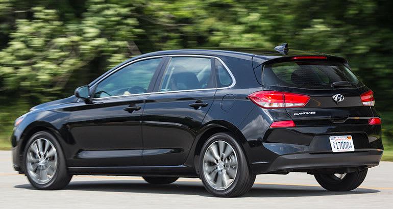 2018 Hyundai Elantra GT Brings More Heat - Consumer Reports