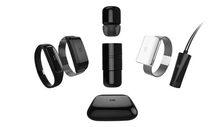FUSE Smart Modular earbuds
