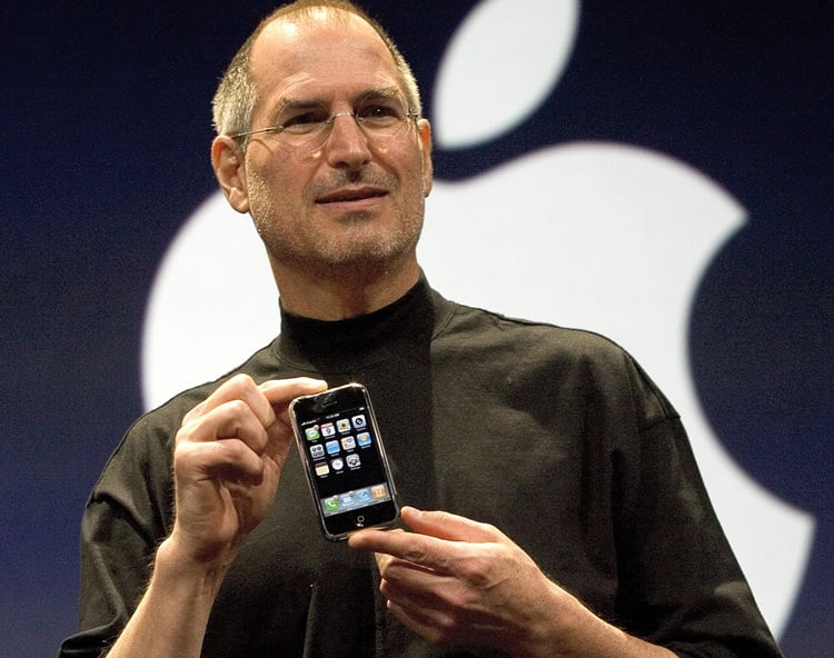 iPhone 10th anniversay, and Steve Jobs