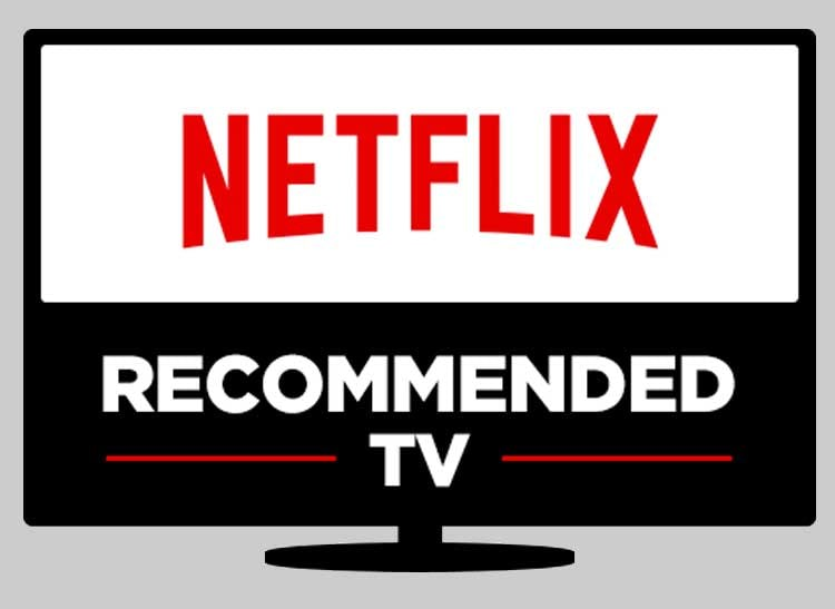Image of the Netflix Recommended TV logo