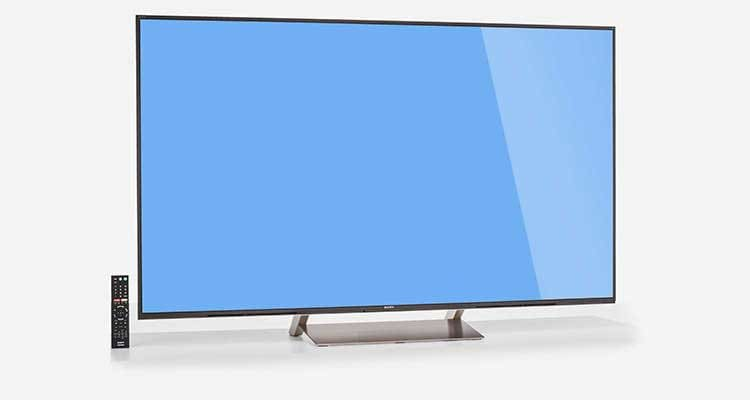 Photo of the Sony XBR-65X930E 4K TV.