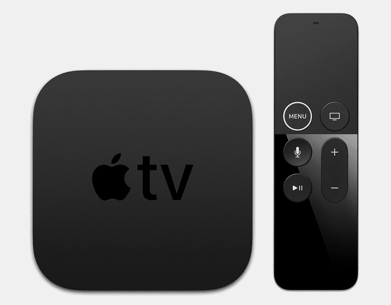 Photo of the new Apple TV 4K