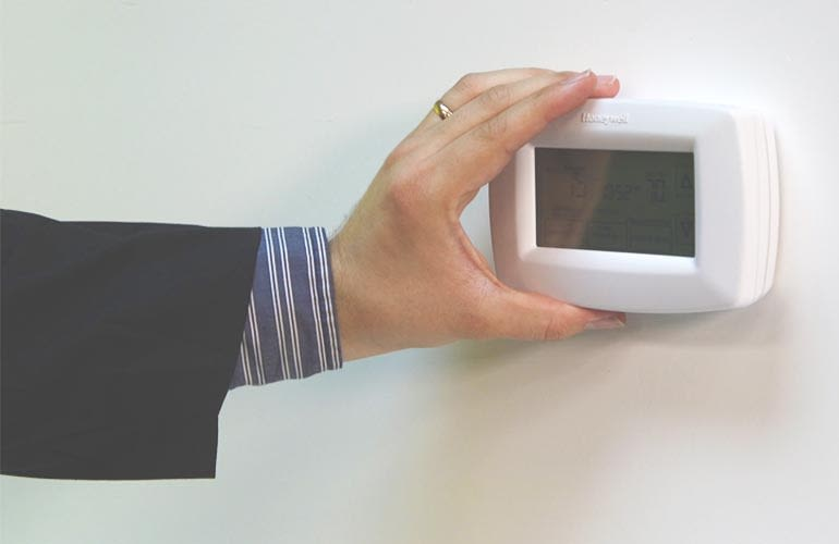 cor wifi thermostat wiring diagram how to install a smart thermostat  how to install a smart thermostat