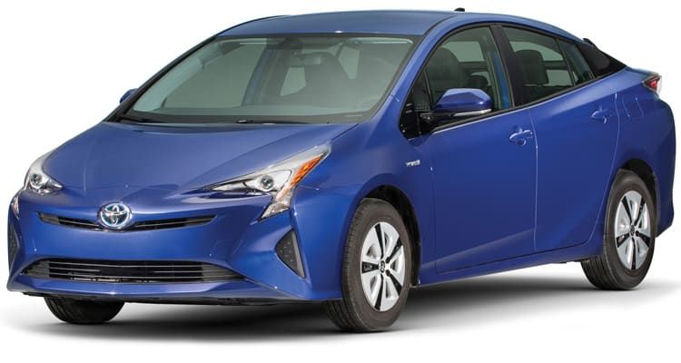 Compact Hybrid Top Pick Toyota Prius