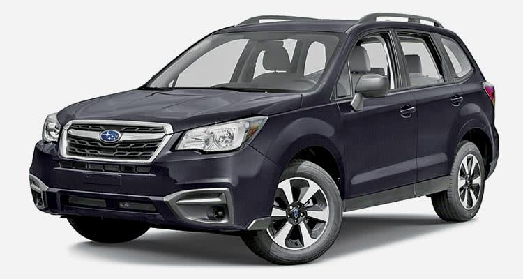 Cars for Senior Drivers: Subaru Forester