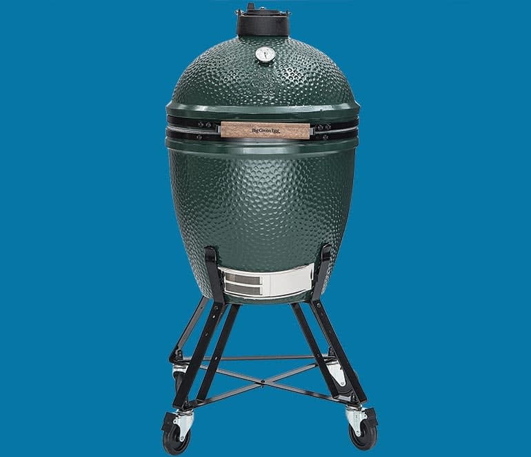 Is the Big Green Egg Grill Worth It?   Kamado Grill