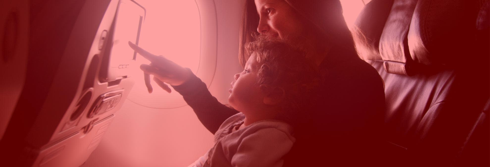 Why You Should Never Fly With a Baby on Your Lap
