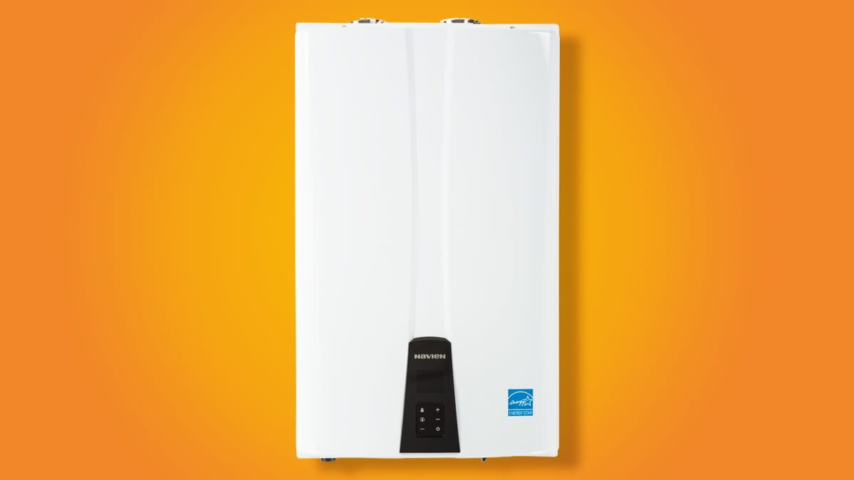 Navien recalls this tankless water heater and two others.