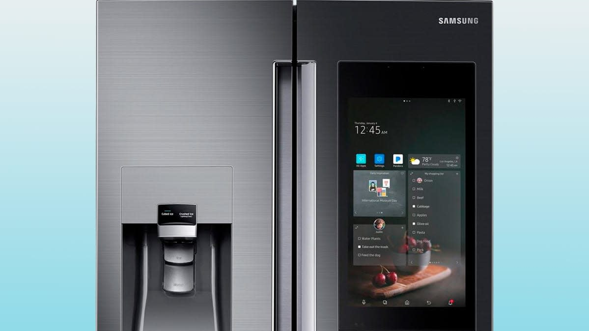 CR Review: Samsung Family Hub 3 0 Refrigerator - Consumer