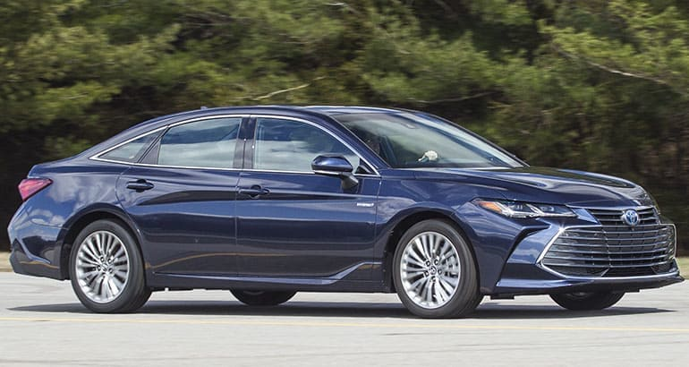 Redesigned 2019 Toyota Avalon Could Shake Boring Reputation