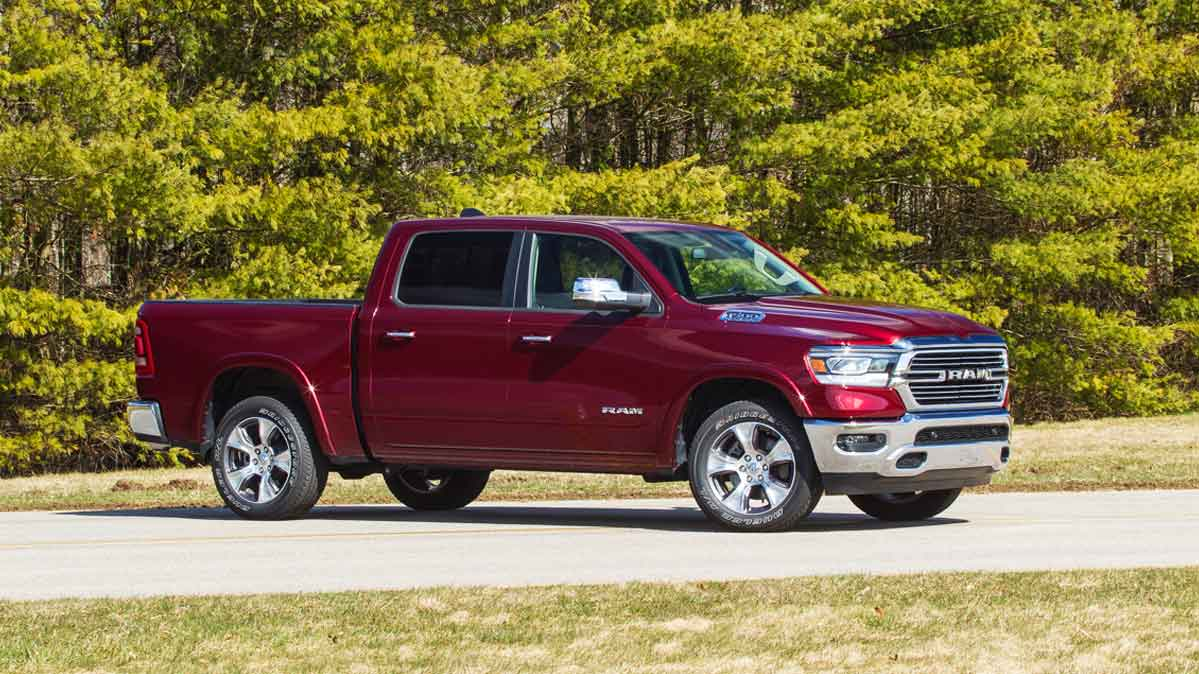 2019 Ram 1500 First Drive - Consumer Reports