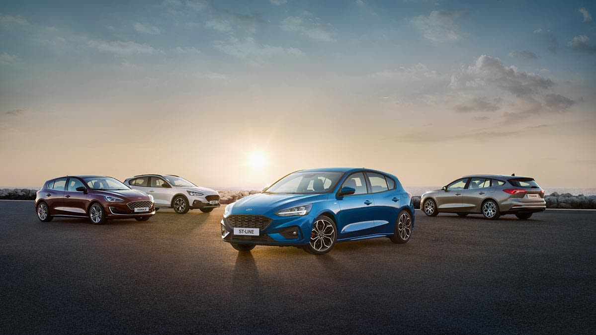 2020 Ford Focus Sedan Preview Consumer Reports