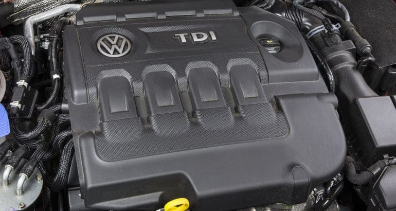 VW diesel deadline for compensation for diesel engine owners